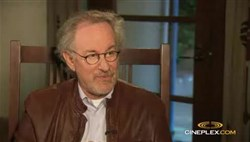 One-on-one with Steven Spielberg
