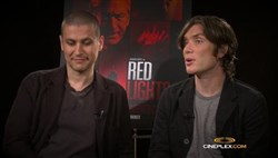 Red Lights Interview with Cillian Murphy and Rodrigo Cortes