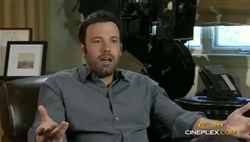 Ben Affleck on Argo
